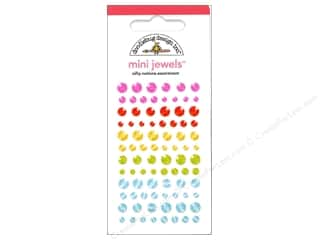 Doodlebug Sticker Jewels Mini Nifty Notions