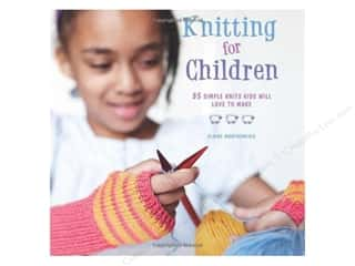 Children Length: Cico Knitting For Children Book by Claire Montgomerie