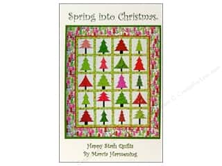 Spring Into Christmas Pattern