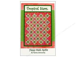 Tropical Stars Pattern