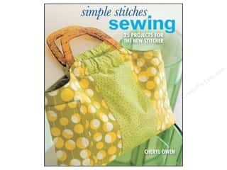 Simple Stitches Sewing Book