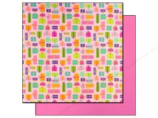Doodlebug Paper 12x12 Cake & Ice Cream Gift Wraped (25 sheets)
