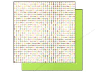 Notions: Doodlebug Paper 12x12 Nifty Notions Cross Stitch (25 sheets)