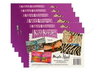 Pattern $0-$2 Clearance: Kard Keeper Pattern 6pc