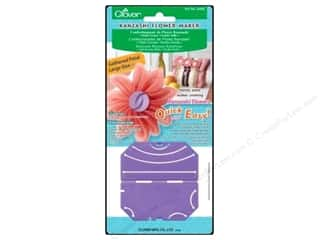 Weekly Specials Clover Kanzashi Flower Maker: Clover Kanzashi Flower Maker Gathered Petal Large