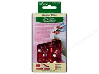 Clover: Clover Wonder Clips 50pc