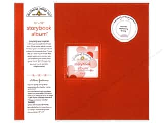 "Weekly Specials Scrapbook Albums: Doodlebug Album Storybook 12""x 12"" Ladybug"