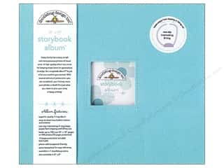 Doodlebug Album Storybook 12x12 Swimming Pool