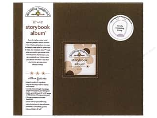 Doodlebug Album Storybook 12x12 Bon Bon