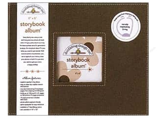 "photo paper dimension: Doodlebug Album Storybook 8""x 8"" Bon Bon"