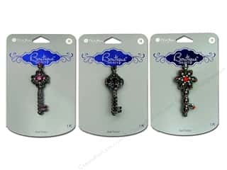 Blue Moon Pendants Boutique Select Metal Acrylic Key