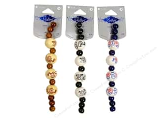 Blue Moon Beads Boutique Select Ceramic Design Assorted