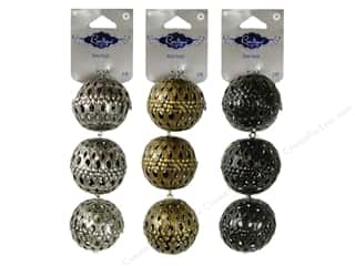 Blue Moon Beads Boutique Select Metal Filigree Round Assorted