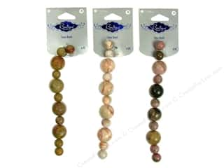 Blue Moon Beads BS Stone 16mm Round Astd