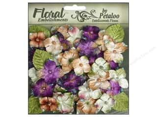 Petaloo FloraDoodles Chantilly Hydrangeas Violet