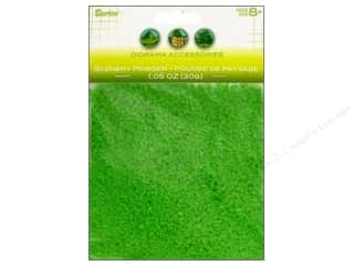 Darice Diorama Scenery Powder 30grm Light Green
