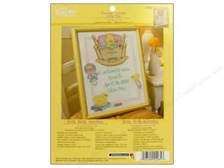 Weekly Specials Petaloo Expressions Collection: Bucilla Xstitch Kit Birth Record Twinkle Star