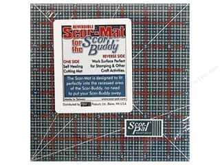 "Scor Pal Scor Mat 7x7"" Mini Card Maker"