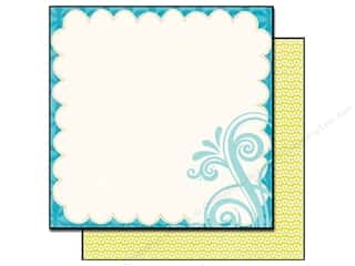 Echo Park Paper 12x12 Splash Die Cut (25 sheets)