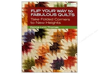 Books $5-$10 Clearance: Flip Your Way To Fabulous Quilts Book