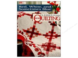 Books $3-$5 Clearance: Red White And Sometimes Blue Book