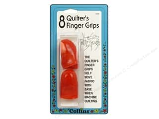 Collins Quilter's Finger Grips 8pc