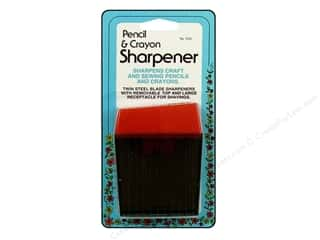 Collins Sharpeners Pencil/Crayon Twin