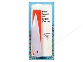 Seam Creaser Sewing & Quilting: Point Turner / Seam Creaser by Collins Plastic