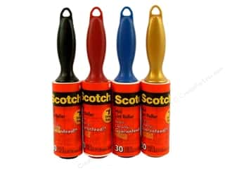Scotch Lint Roller Travel Roller Assorted Colors
