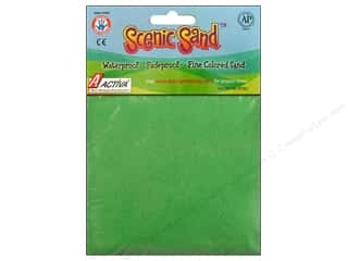 Activa Scenic Sand 1lb Carded Light Green