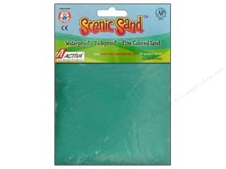 Activa Scenic Sand 1lb Carded Turquoise