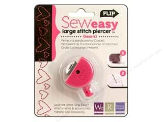 We R Memory Sew Easy Stitch Piercer Hearts