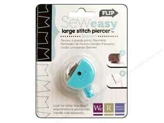 Straight Stitch We R Memory Stamper: We R Memory Sew Easy Stitch Piercer Banners