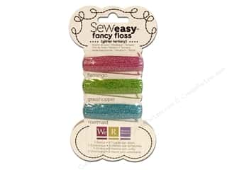 We R Memory Sew Easy Floss 3 Glitter Tertiary 26yd