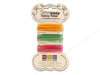 We R Memory Sew Easy Floss 3 Variegated Secondary 26yd