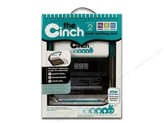 Binding Strips: We R Memory The Cinch Book Binding Tool 2.0