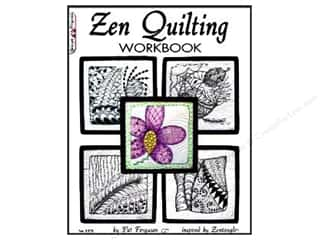 Quilting Books & Patterns: Design Originals Zen Quilting Book