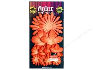 Petaloo Coredinations Color Match Paprika 12pc