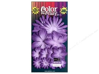 Petaloo Coredinations Color Match Purple 12pc