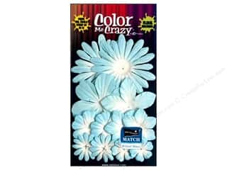 Petaloo Coredinations Color Match Bluebell 12pc