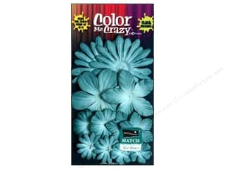 Petaloo Coredinations Color Match Marsh Blue 12pc
