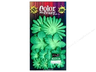 Petaloo Coredinations Color Match Shamrock 12pc