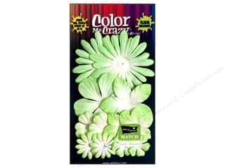 Petaloo Coredinations Color Match Apple Green 12pc