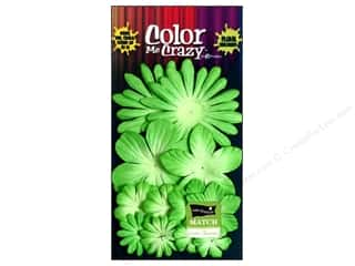 Petaloo Coredinations Color Match Lime 12pc
