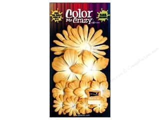 Petaloo Coredinations Color Match Sunflower 12pc