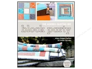 Stash By C&T Block Party Book