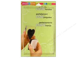 Handles Scrapbooking & Paper Crafts: Stampendous Perfectly Clear Stamps Handle Large