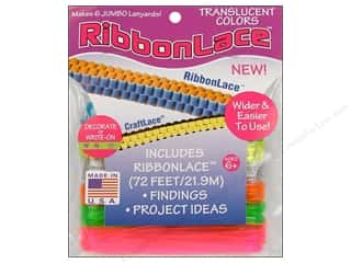 Toner RibbonLace Translucent Colors