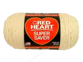 Red Heart Super Saver Jumbo Yarn Aran 14 oz.