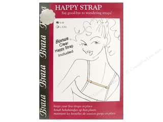 Straps / Strapping Braza Bra Accessories: Braza Happy Straps 4 pc. Small/Medium Assorted